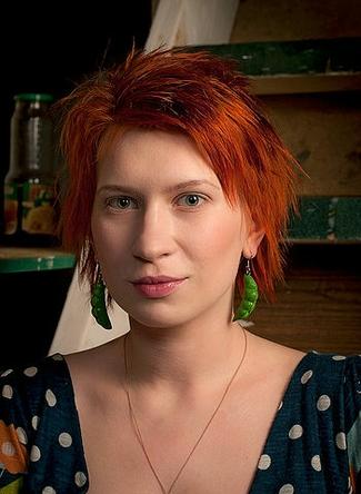 Скандальная журналистка Анастасия Миронова