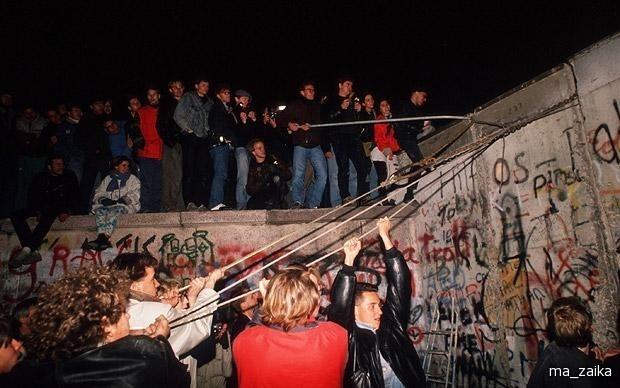 Мы можем изменить вещи к лучшему, - Меркель считает падение Берлинской стены посланием для Украины - Цензор.НЕТ 5368
