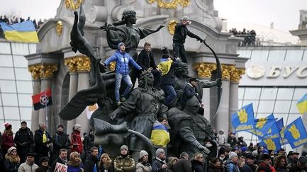 Долгий путь на Евромайдан