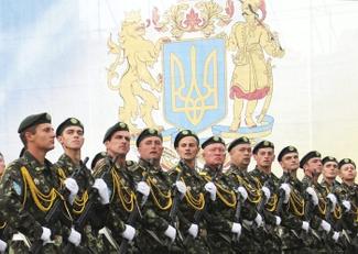 Украина возобновляет призыв в армию в