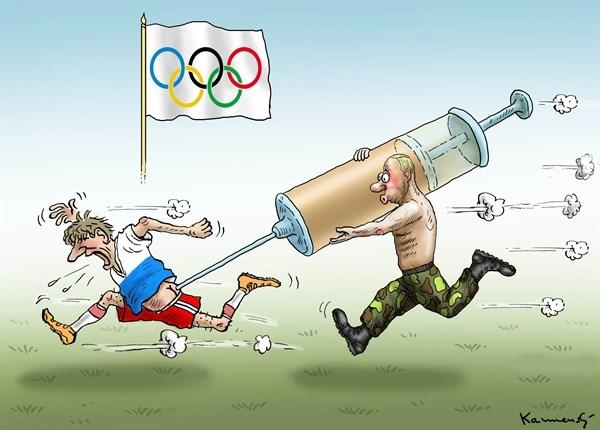 WADA підготувало пакет санкцій проти РФ, які на 4 роки закриють їй доступ до міжнародного спорту - Цензор.НЕТ 9422