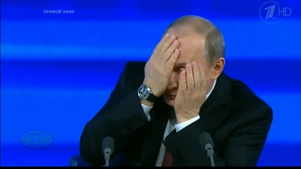 Международные «понятия». Или «Ну что вы сделаете Путину!»