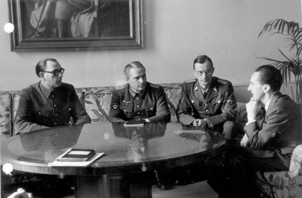 генералы нквд фото